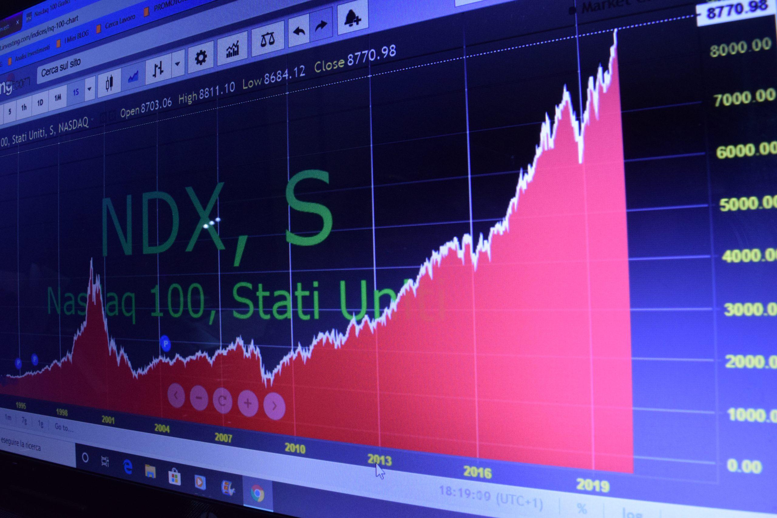 """La """"Bolla """"Un pò di Numeri sui Mercati Finanziari"""